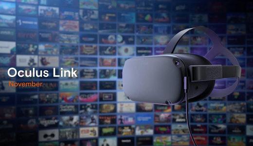 ゲーミングノートでVR(Oculus Linkで設定格闘編)